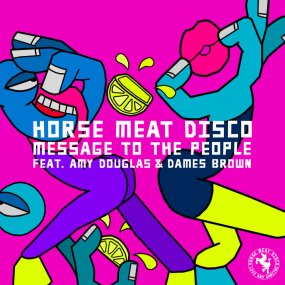 Horse Meat Disco - Message To The People (incl. Danny Krivit Edit)