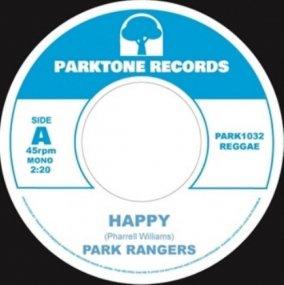 PARK RANGERS (井の頭レンジャーズ) - Happy / Kiss