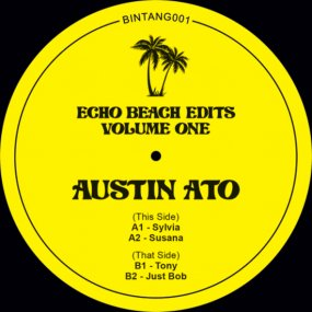 Austin Ato - Echo Beach Edits Vol. 1
