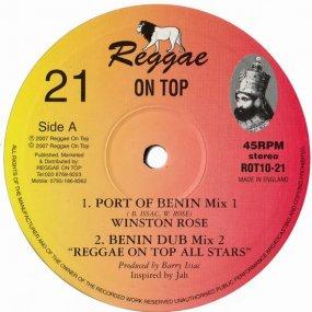Winstone Rose - Port Of Benin