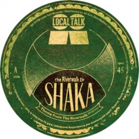 Shaka - The Riverwalk EP