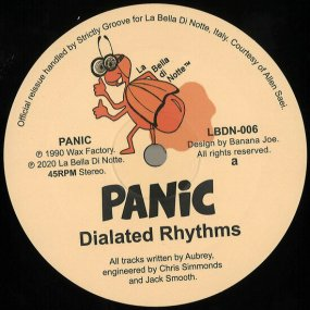 Panic - Dialated Rhythms / Last Injection