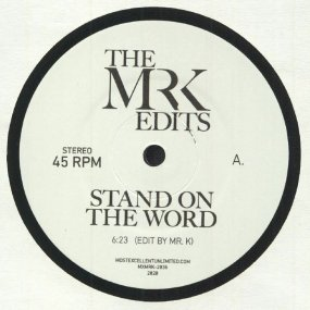 Celestial Choir - Stand On The Word (Edit by Mr. K)
