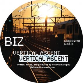 Biz - Vertical Ascent EP