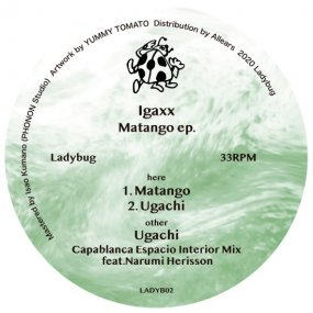 IGAXX - MATANGO EP (incl. Hugo Capablanca Remixes) [予約商品]