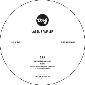 Q&A / Lex - 10 Years Label Sampler Vol 1