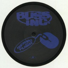 Bliss Inc - Hacking The Planet EP