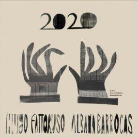 <img class='new_mark_img1' src='https://img.shop-pro.jp/img/new/icons5.gif' style='border:none;display:inline;margin:0px;padding:0px;width:auto;' />[USED] Ha Duo (Hugo Fattoruso & Albana Barrocas) - Ha Duo 2020