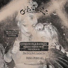 DJ Emanuel & Rahaan presents - Remixes From The Dungeon