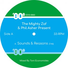 The Mighty Zaf & Phil Asher - 80s Edits Vol. 3