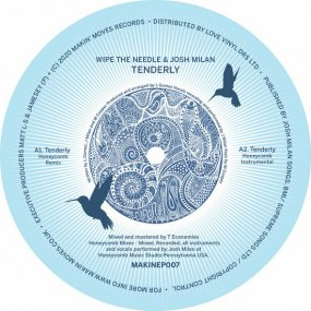 Wipe The Needle & Josh Milan - Tenderly