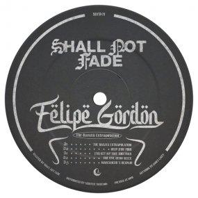 Felipe Gordon - The Bacata Extrapolation EP