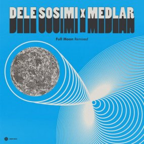 Dele Sosimi & Medlar - Full Moon Remixed (by Detroit Swindle / Daz-I-Kue)