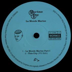 Marine Boy - La Monde Marine