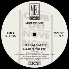 MBG - EP One