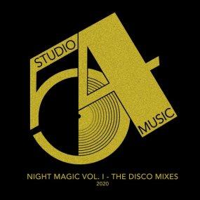 Studio 54 Music - Night Magic Vol. I - The Disco Mixes 2020
