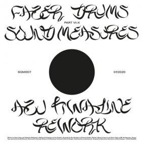 Fazer Drums - Sounds Measures (incl. Azu Tiwaline Rework)
