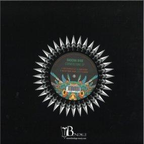 Sascha Dive - Cornerstone EP