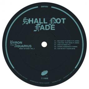Byron The Aquarius - What Up Doe? Vol. 2 EP