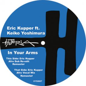 Eric Kupper Featuring Keiko Yoshimura - In Your Arms