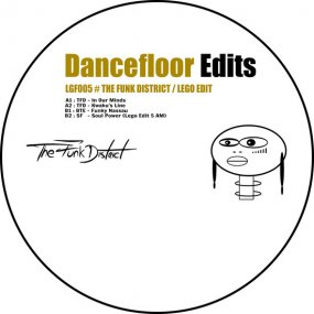 The Funk District & Lego Edit - Dancefloor Edits