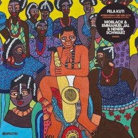 Fela Kuti, MoBlack, Emmanuel Jal, Henrik Schwarz  - International Thief Thief Remix / Chagu