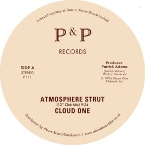 Cloud One - Atmosphere Strut (incl. KON's Fly Away Edit)