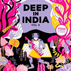 Todh Teri - Deep In India Vol. 8