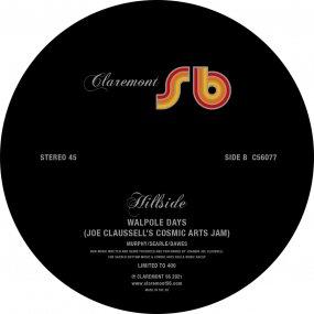 Hillside - Walpole Days (Joe Claussell Remixes Part 2)