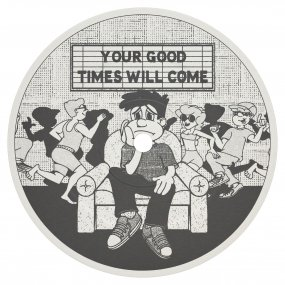 Laurence Guy - Your Good Times Will Come EP