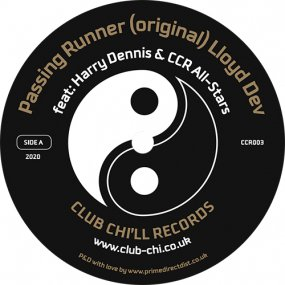 Lloyd Dev feat. Harry Dennis / CCR All-Stars - Passing Runner