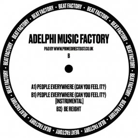 Adelphi Music Factory - People Everywhere (Can You Feel It?)