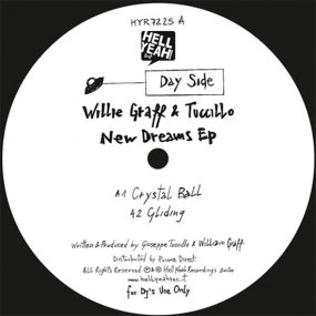 Willie Graff & Tuccillo - New Dreams EP