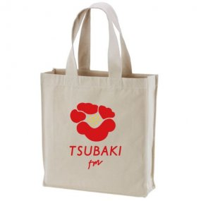 TSUBAKI FM - Tote Bag (size L)