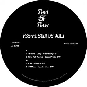 V.A. - Psy-Fi Sounds Vol. 1
