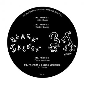 Phonk D - Shir Khan Presents Black Jukebox 31