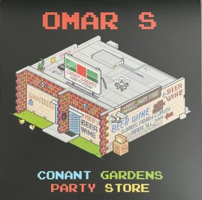 Omar-S - Conant Gardens Party Store