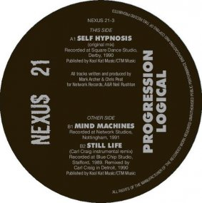 Nexus 21 - Progression Logical
