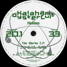 Helium - The Work EP