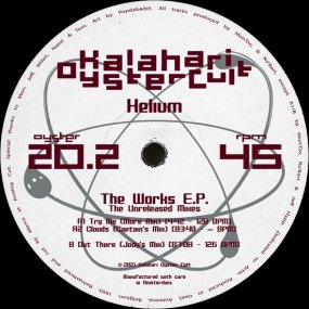 Helium - The Work EP - The Unreleased Mixes