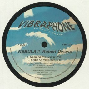 Nebula feat. Robert Owens - Same As Me
