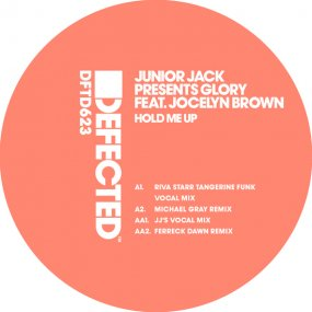 Junior Jack presents Glory featuring Jocelyn Brown - Hold Me Up Remixes