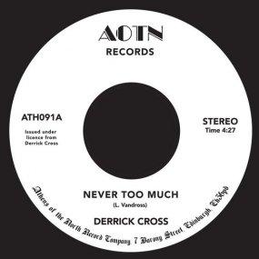 Derrick Cross - Never Too Much