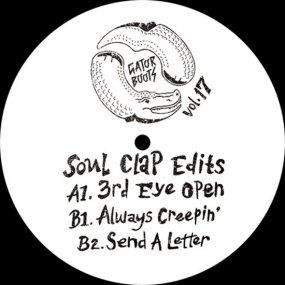 Soul Clap - Gator Boots Vol. 17