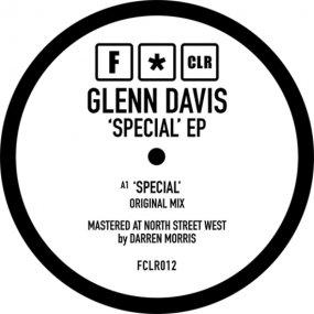 Glenn Davis - Special EP
