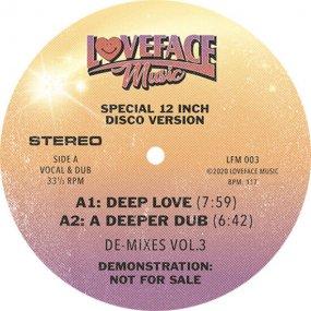 Loveface - De-mixes: Vol 3