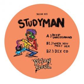 Studyman - Dijon Soul EP