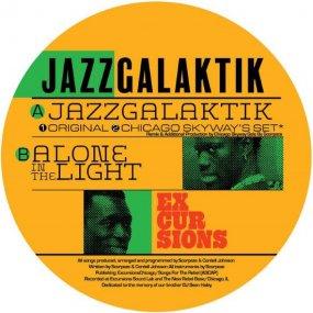 Cordell Johnson & Scorpeze - Jazzgalaktik