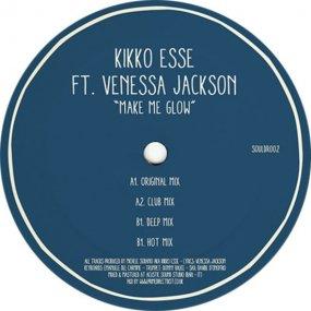 Kikko Esse Feat. Venessa Jackson - Make Me Glow