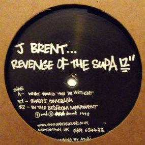 Josh Brent - Revenge Of The Supa